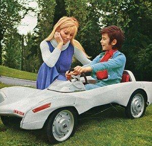 estella blain et son fils michel