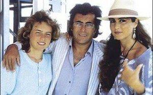 Ylenia et ses parents