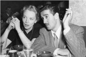 Virginia Bruce et son mari Ali Ipar