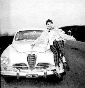 MARISA ALLASIO ALFA ROMEO 1900 1956