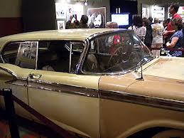 la voiture de Charles Manson , pièce de musée à admirer