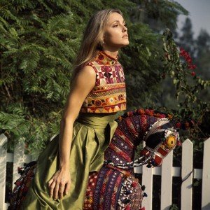 sharon tate at home