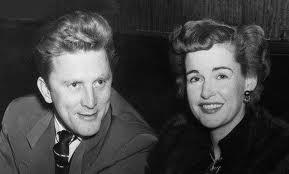 Kirk et Diana Douglas