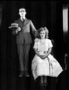 Harold Lloyd et Mildred Davis