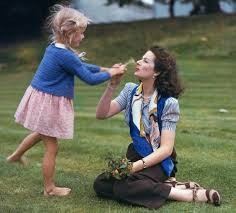 Margaret Lockwood et sa fille Julia