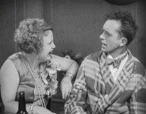Kay Deslys et Stan laurel